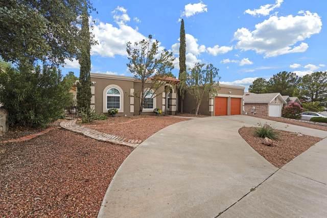 6624 El Parque Drive, El Paso, TX 79912 (MLS #852950) :: Jackie Stevens Real Estate Group