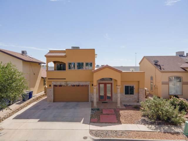 1230 Olga Mapula Drive, El Paso, TX 79936 (MLS #852951) :: Mario Ayala Real Estate Group