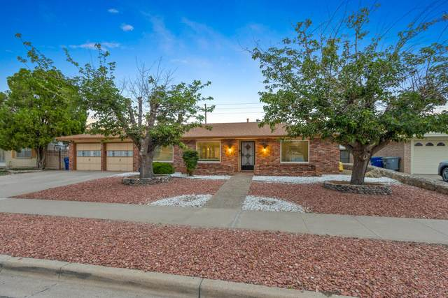 9325 Turrentine Drive, El Paso, TX 79925 (MLS #852958) :: The Purple House Real Estate Group