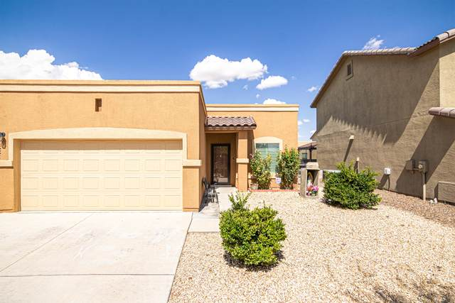 13443 Lawkland Street, Horizon City, TX 79928 (MLS #852963) :: The Purple House Real Estate Group