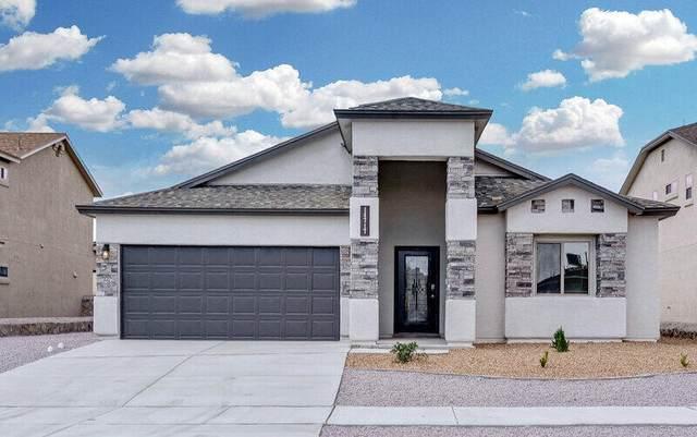 14809 Tierra Fortaleza Avenue, El Paso, TX 79938 (MLS #852971) :: Mario Ayala Real Estate Group