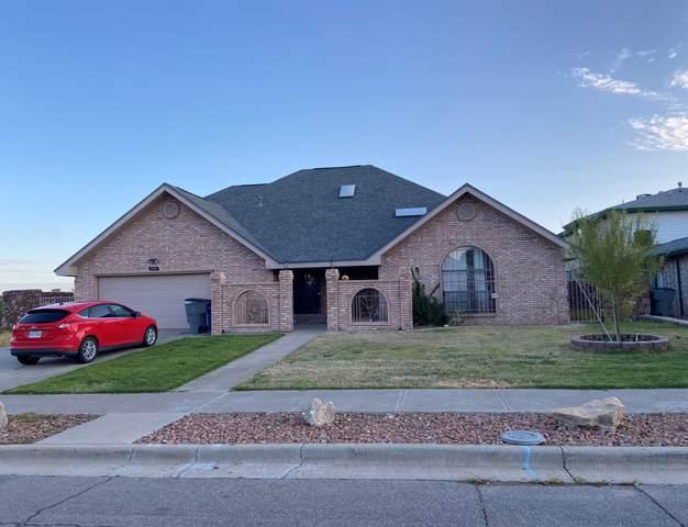 11554 Laura Marie Drive, El Paso, TX 79936 (MLS #852979) :: The Matt Rice Group