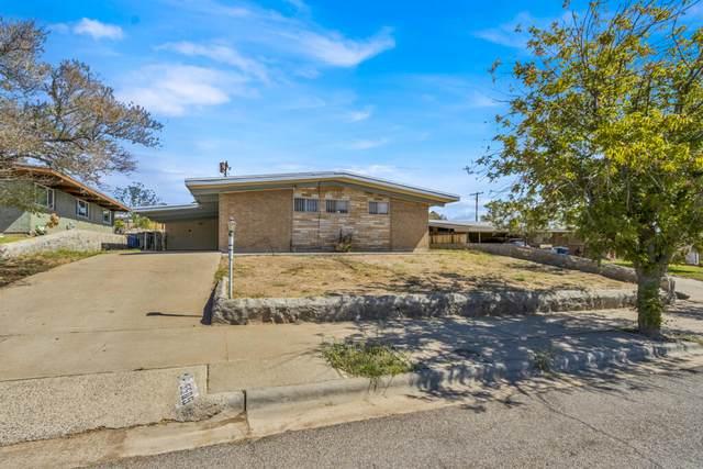 5505 Martin Lane, El Paso, TX 79903 (MLS #852982) :: The Purple House Real Estate Group