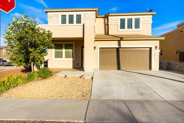 241 S Halstead Drive, El Paso, TX 79928 (MLS #852984) :: Summus Realty