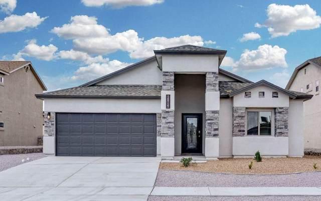 12644 Brixton Avenue, El Paso, TX 79928 (MLS #852987) :: Jackie Stevens Real Estate Group