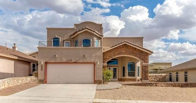 428 Nordstrom Avenue, El Paso, TX 79932 (MLS #853006) :: Jackie Stevens Real Estate Group