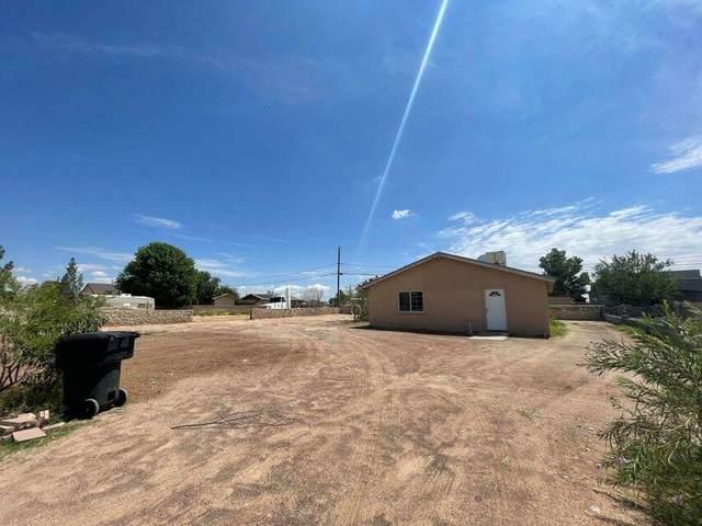 836 Liston Place, El Paso, TX 79928 (MLS #853008) :: The Matt Rice Group