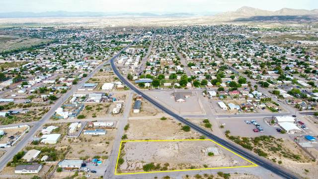 1601 E Third Avenue, Truth or Consequences, NM 87901 (MLS #853009) :: Preferred Closing Specialists