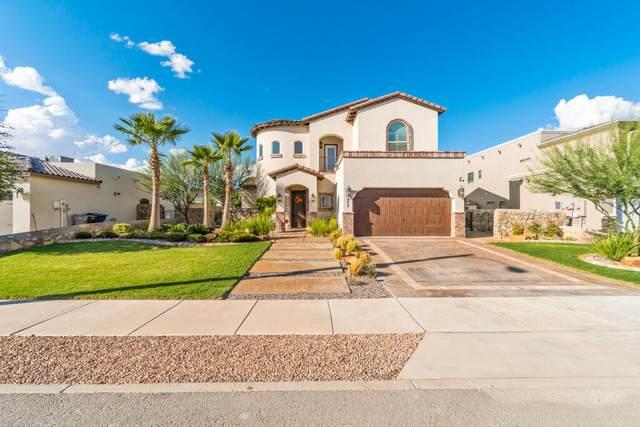 977 Abe Goldberg Drive, El Paso, TX 79932 (MLS #853012) :: Jackie Stevens Real Estate Group