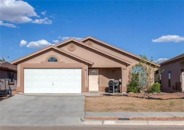 2708 Stone Rock Street, El Paso, TX 79938 (MLS #853021) :: The Purple House Real Estate Group