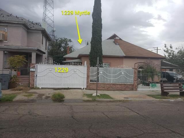 1229 Myrtle Avenue, El Paso, TX 79901 (MLS #853025) :: Jackie Stevens Real Estate Group