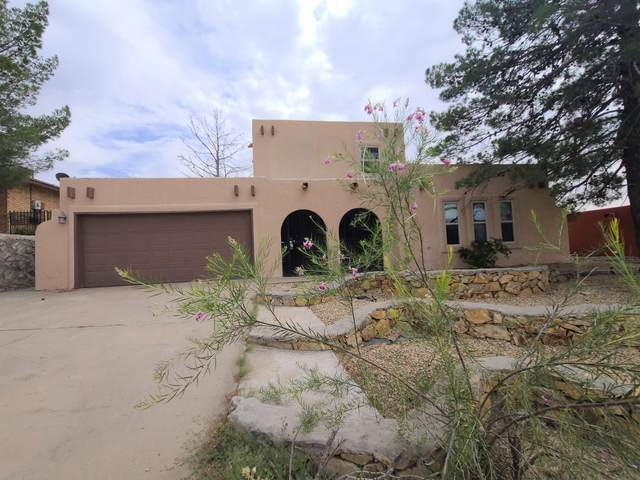 220 Flynn Drive, El Paso, TX 79932 (MLS #853028) :: Red Yucca Group
