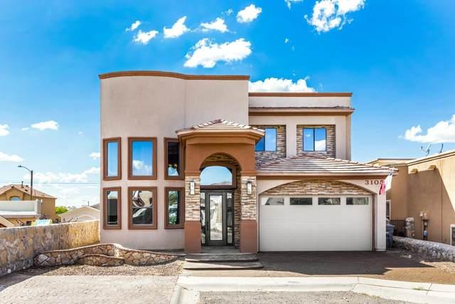 3105 Rustic River Place, El Paso, TX 79938 (MLS #853029) :: Jackie Stevens Real Estate Group