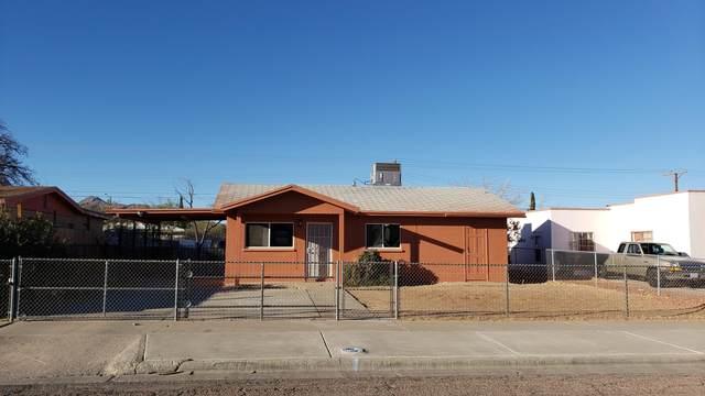4831 Sierra Madre Drive, El Paso, TX 79904 (MLS #853049) :: Jackie Stevens Real Estate Group
