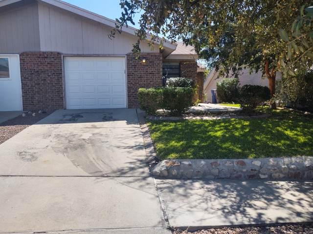 7240 Royal Arms Drive B, El Paso, TX 79912 (MLS #853054) :: Jackie Stevens Real Estate Group