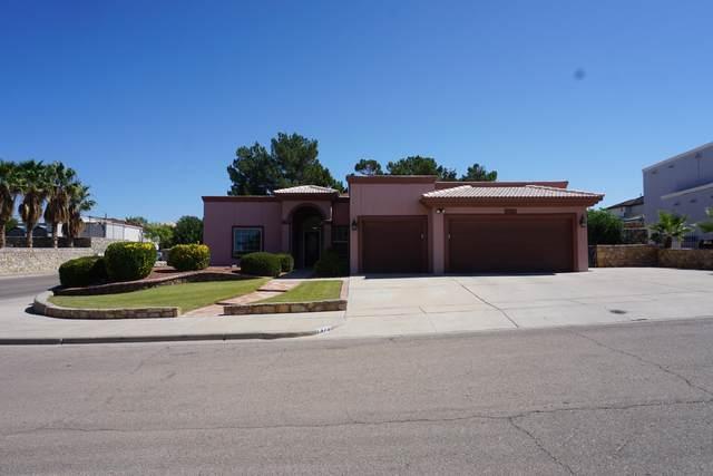 1376 Copper Gate Place, El Paso, TX 79936 (MLS #853061) :: Jackie Stevens Real Estate Group