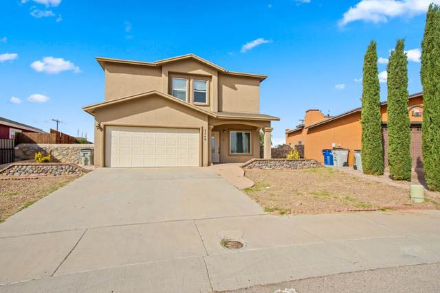 3249 Derby Point Drive, El Paso, TX 79938 (MLS #853065) :: The Purple House Real Estate Group