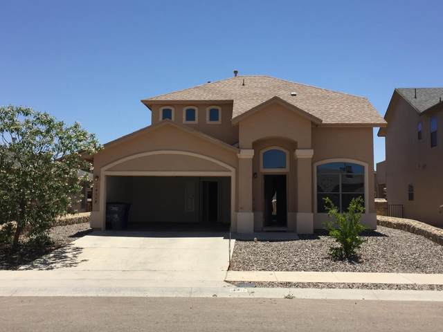 14318 Spanish Point Drive, El Paso, TX 79938 (MLS #853066) :: The Purple House Real Estate Group
