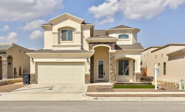 12419 Winners Circle, El Paso, TX 79928 (MLS #853075) :: Jackie Stevens Real Estate Group