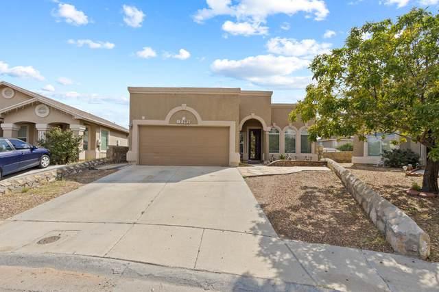 12302 Sombra Grande Drive, El Paso, TX 79938 (MLS #853076) :: Jackie Stevens Real Estate Group