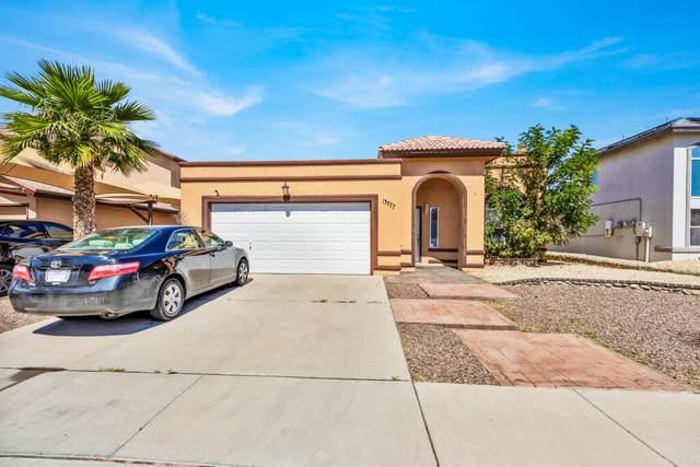 13777 Paseo De Vida Drive, Horizon City, TX 79928 (MLS #853077) :: Jackie Stevens Real Estate Group