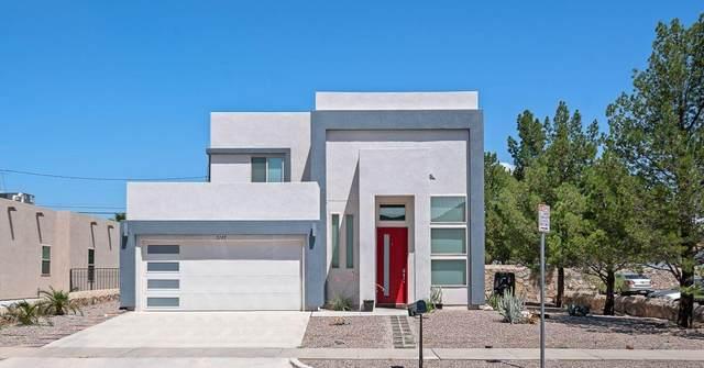 5727 Souda Avenue, El Paso, TX 79924 (MLS #853092) :: Red Yucca Group