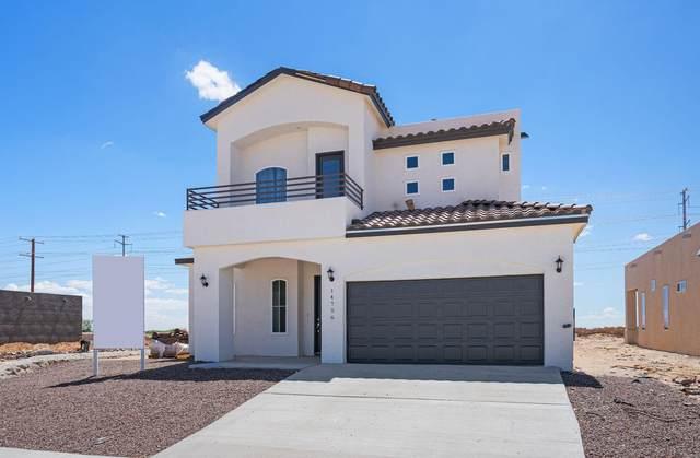 14720 John Mcneely Avenue, El Paso, TX 79938 (MLS #853101) :: Mario Ayala Real Estate Group