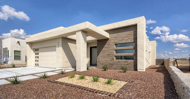 904 Greenbury Place, El Paso, TX 79928 (MLS #853106) :: Jackie Stevens Real Estate Group