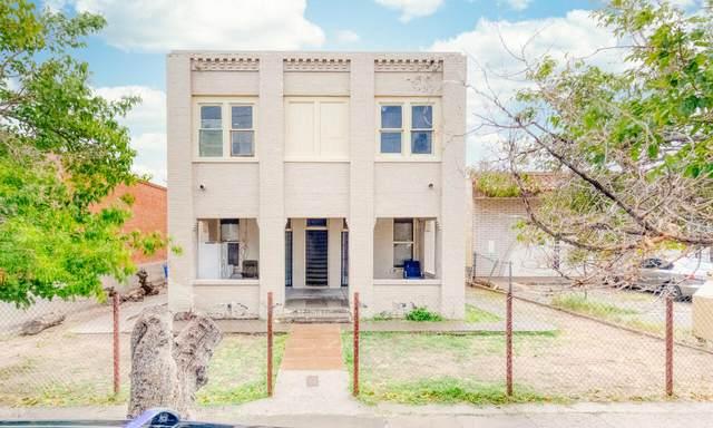 1014 E Yandell Drive, El Paso, TX 79902 (MLS #853108) :: Jackie Stevens Real Estate Group