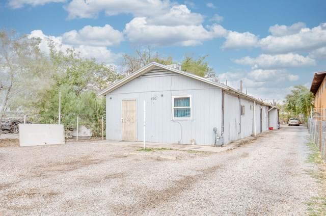 150 N Clark Drive, El Paso, TX 79905 (MLS #853110) :: The Purple House Real Estate Group