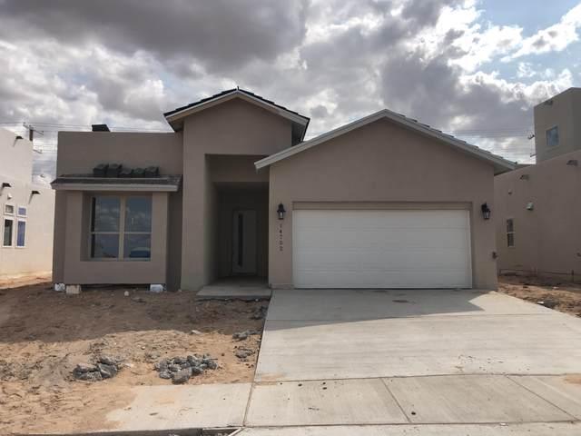 14752 John Mcneely Avenue, El Paso, TX 79938 (MLS #853111) :: Mario Ayala Real Estate Group