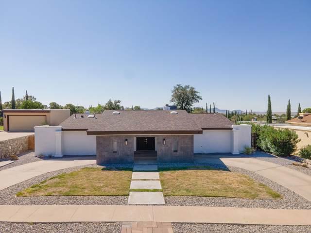 6504 Camino Fuente Drive, El Paso, TX 79912 (MLS #853115) :: Jackie Stevens Real Estate Group