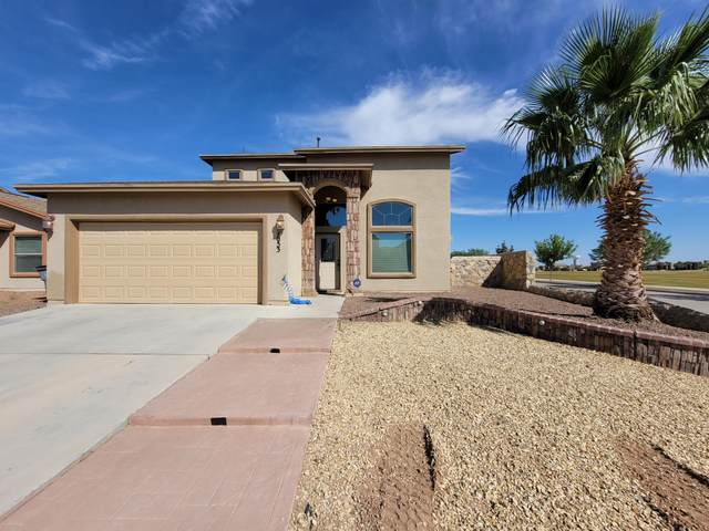 7053 Copper Town Drive, El Paso, TX 79934 (MLS #853117) :: The Purple House Real Estate Group