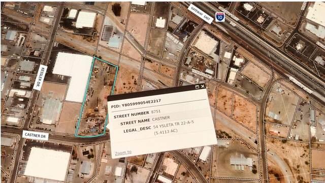 8751 Castner Drive, El Paso, TX 79907 (MLS #853128) :: Jackie Stevens Real Estate Group