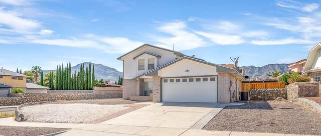 11201 Loma Del Sol Drive, El Paso, TX 79934 (MLS #853140) :: Jackie Stevens Real Estate Group