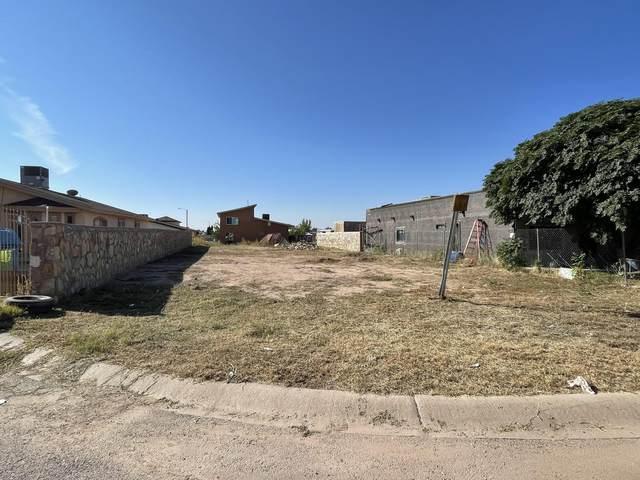 312 Hacienda Escondida Road, San Elizario, TX 79849 (MLS #853156) :: Jackie Stevens Real Estate Group