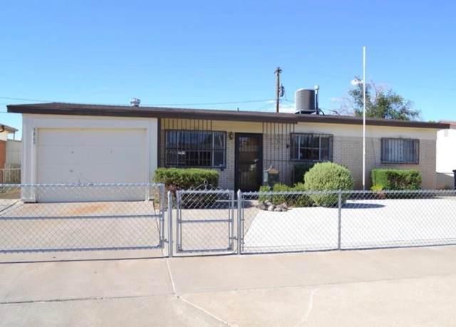 5809 Manila Drive, El Paso, TX 79924 (MLS #853158) :: Red Yucca Group