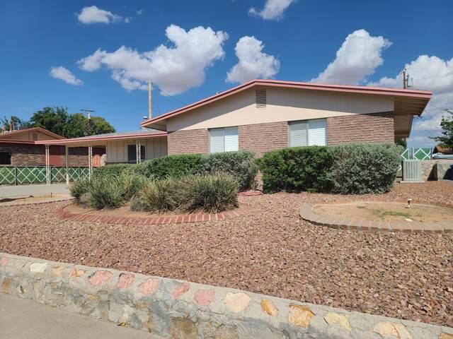 9965 Debbie Drive, El Paso, TX 79925 (MLS #853169) :: Jackie Stevens Real Estate Group
