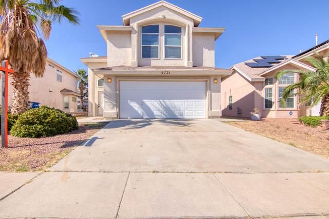 5721 Laurel Clark Lane, El Paso, TX 79934 (MLS #853175) :: Jackie Stevens Real Estate Group