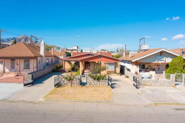 3307 Porter Avenue, El Paso, TX 79930 (MLS #853184) :: Mario Ayala Real Estate Group