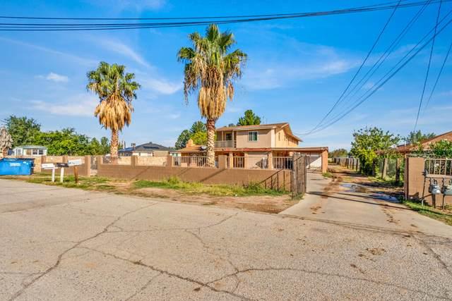 143 La Cienega Drive, Socorro, TX 79927 (MLS #853194) :: The Matt Rice Group