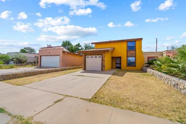 10940 Pelhem Road, El Paso, TX 79936 (MLS #853200) :: Jackie Stevens Real Estate Group