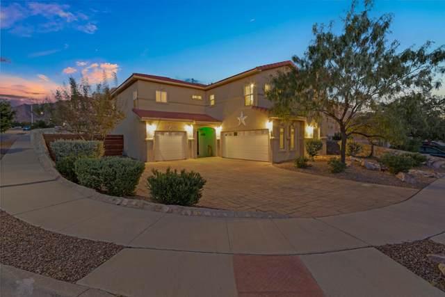 6748 Cabana Del Sol Drive, El Paso, TX 79911 (MLS #853204) :: Jackie Stevens Real Estate Group