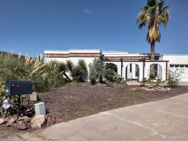 152 La Mirada Circle, El Paso, TX 79932 (MLS #853205) :: Mario Ayala Real Estate Group