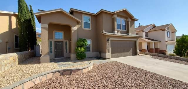 6312 Casper Ridge Drive, El Paso, TX 79912 (MLS #853209) :: Jackie Stevens Real Estate Group