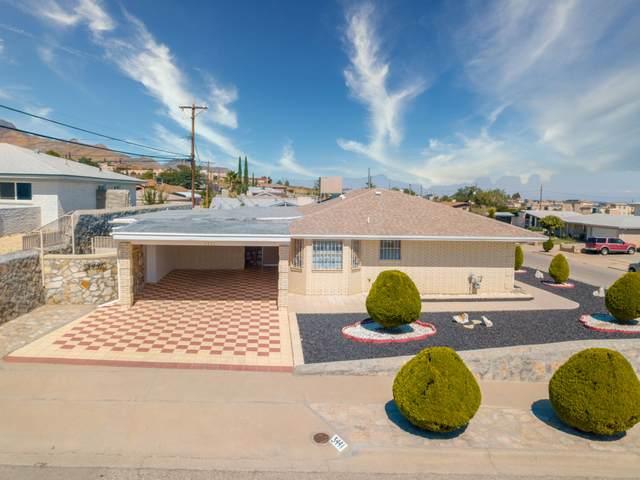 3441 Sunnyside Avenue, El Paso, TX 79904 (MLS #853211) :: The Purple House Real Estate Group