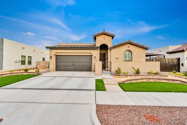 1742 Buckboard Street, El Paso, TX 79911 (MLS #853213) :: Jackie Stevens Real Estate Group