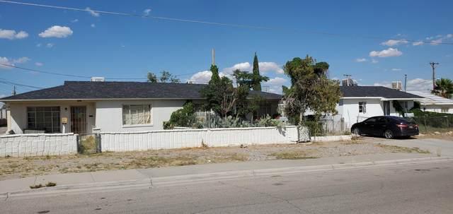 4521 Apollo Avenue, El Paso, TX 79904 (MLS #853215) :: Jackie Stevens Real Estate Group