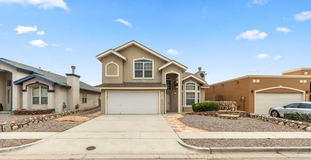 10956 Acoma Street, El Paso, TX 79934 (MLS #853223) :: Jackie Stevens Real Estate Group