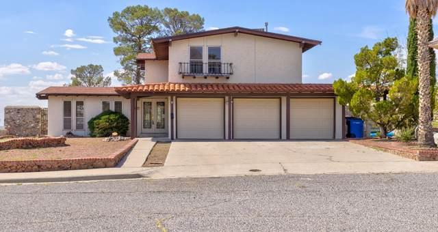6637 Mariposa Drive, El Paso, TX 79912 (MLS #853228) :: Jackie Stevens Real Estate Group